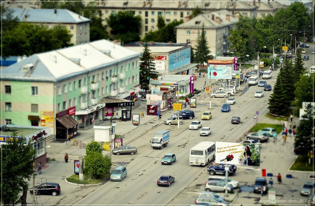 Центр Бердска