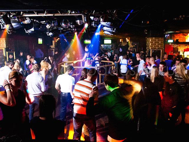 Клуб «Prime club»- место, где собирается молодежь