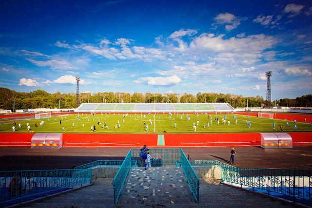 Стадион 50 лет Октября