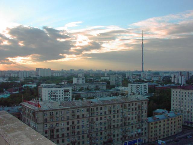 Останкинский