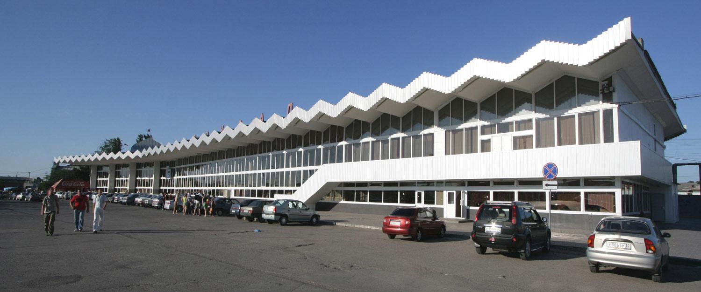 ЖД Вокзал Астрахани