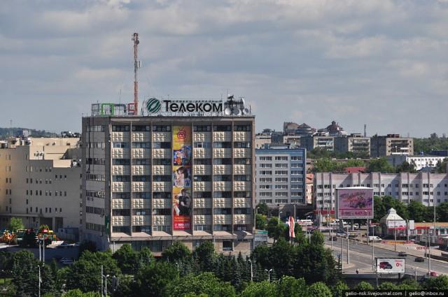 Калининградский филиал Телекома, Горсвязь