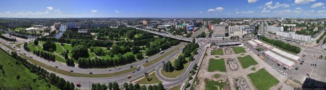 Панорама Калининграда