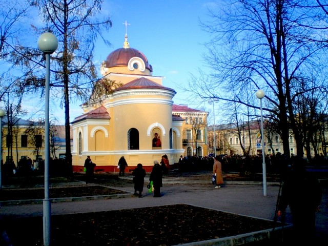 Андреевская часовня