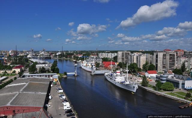 Музей Мирового океана — первый в России комплексный маринистический музей