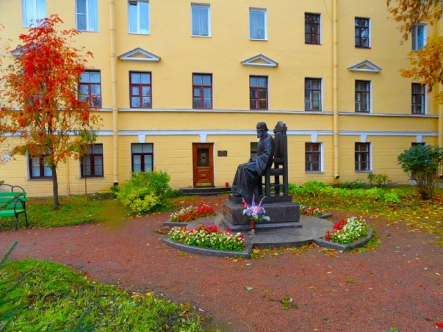 Квартира Иоанна Кронштадтского