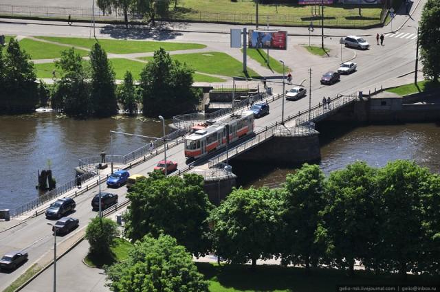 Дровяной (Деревянный) мост