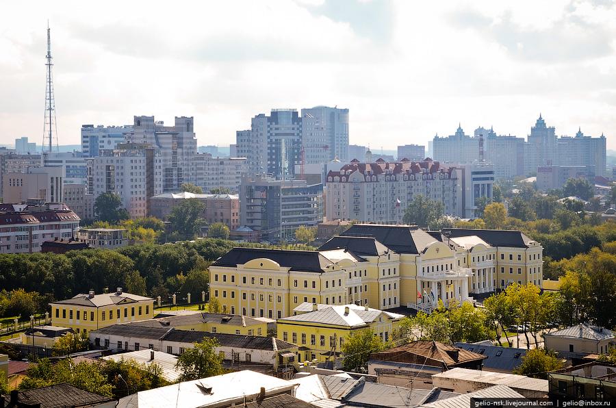 Резиденция полномочного представителя Президента РФ в Уральском федеральном округе.