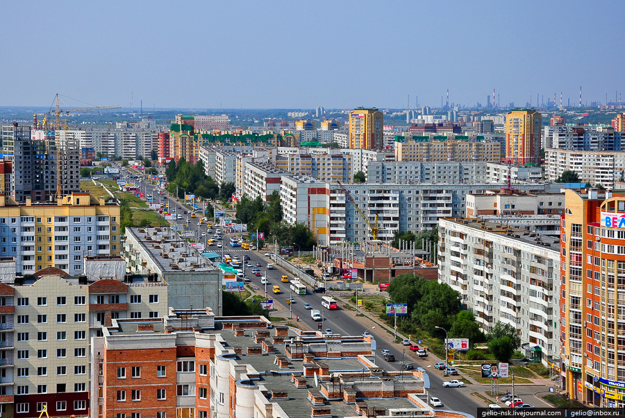 Улица 70 лет Октября