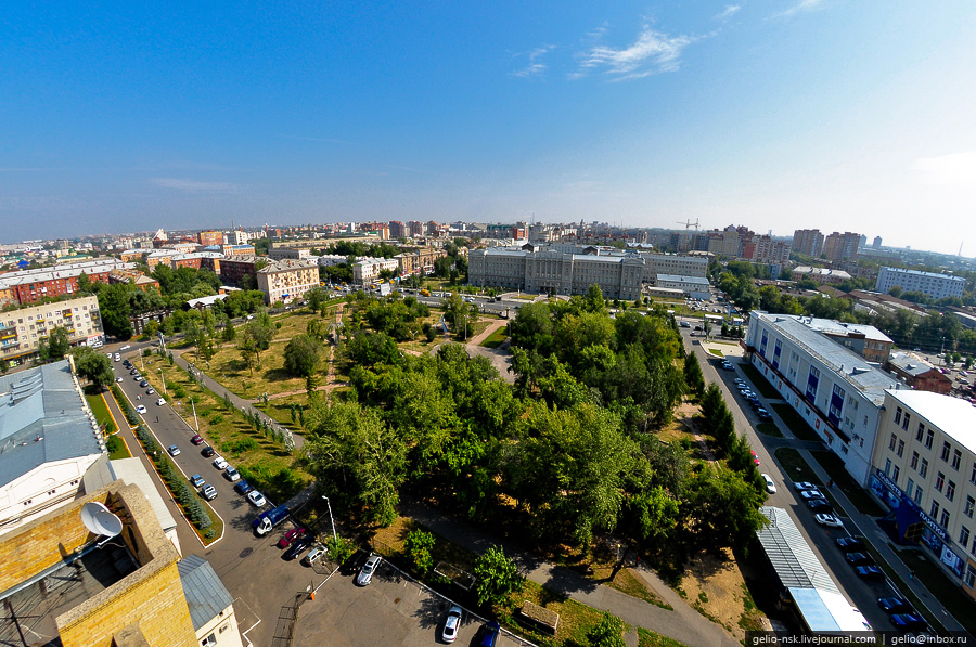 Сквер им. 30-летия ВЛКСМ