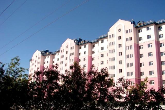 8 микрорайон застройка Ноябрьск