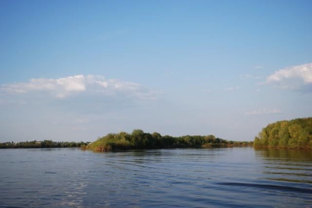 Рязань. Река Ока