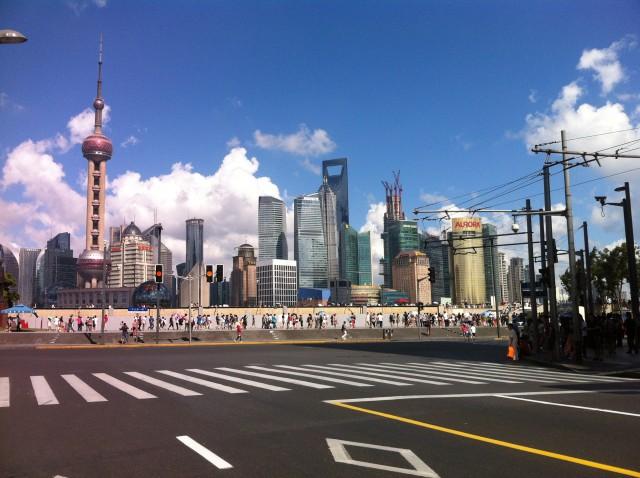 Китай. Пудонг
