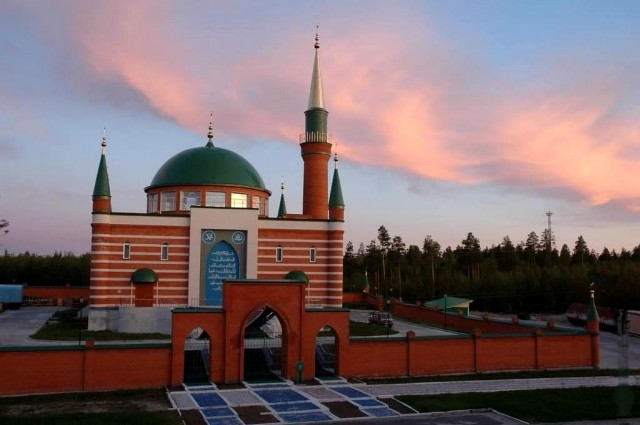 Соборная мечеть Ноябрьска