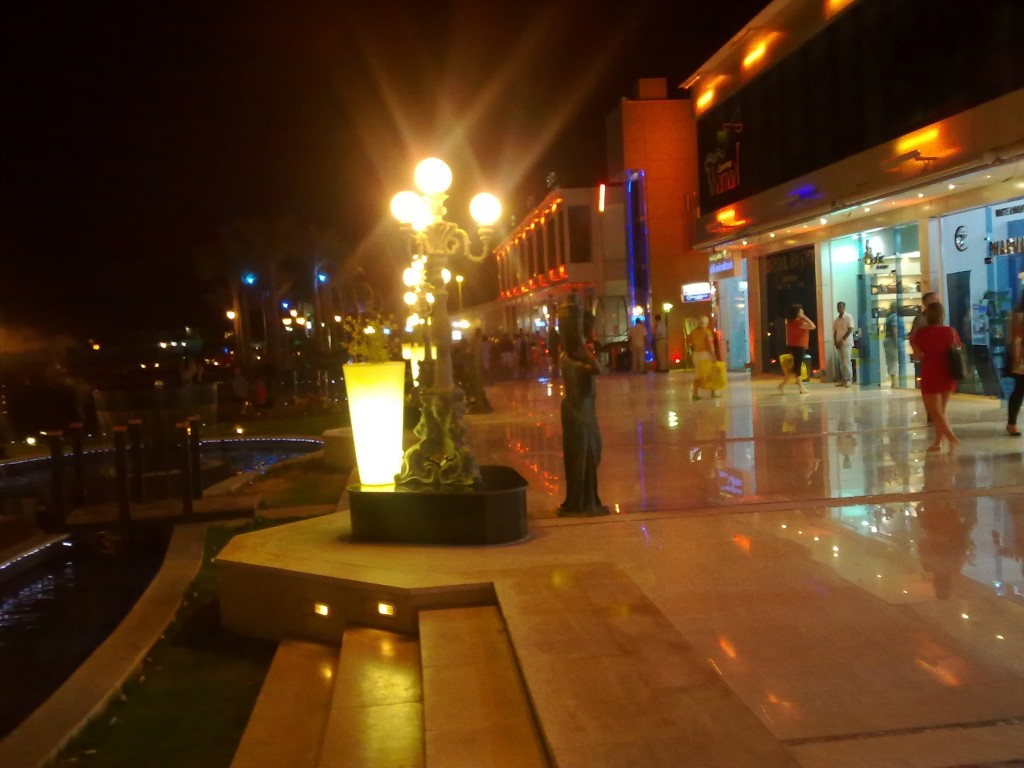 Одна из улиц Египта