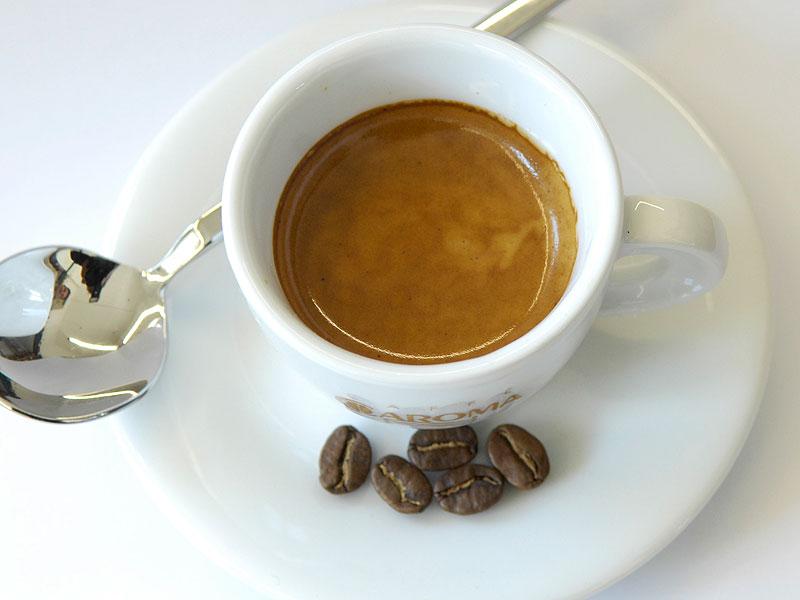 Модно пить кофе