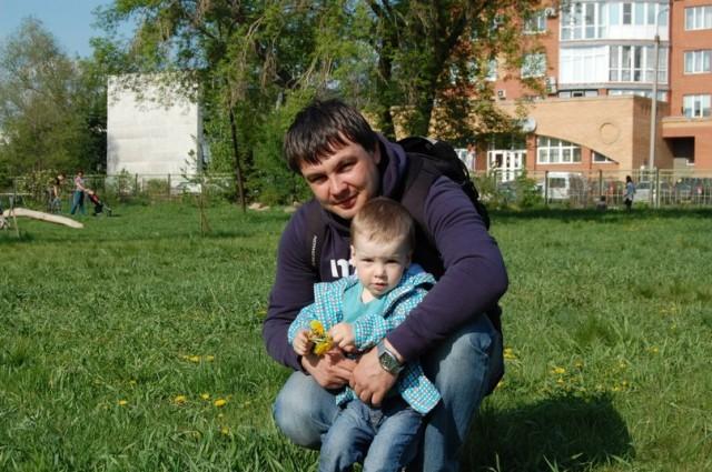 Наш младшенький. Сейчас он уже подрос и готов переехать к папе в Ёбург