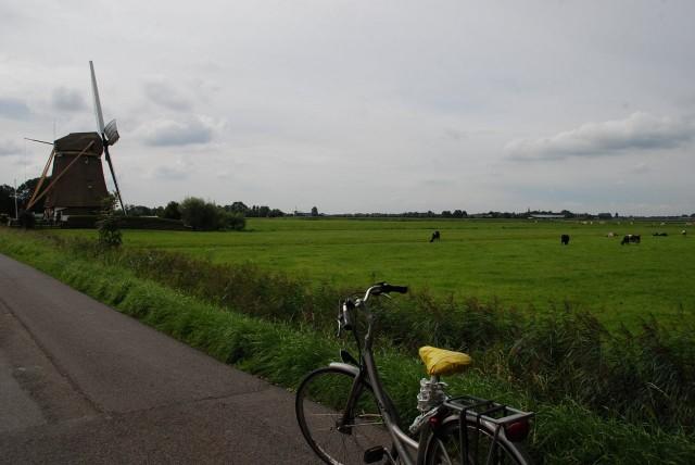 Амстердам. Район-парк Gaasperplas