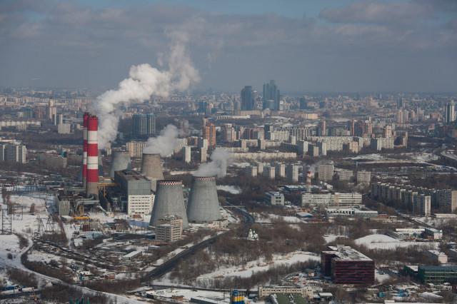 ТЭЦ-25 в Очаково-Матвеевском: дымок далеко не безобидный