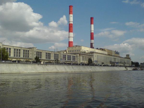 ТЭЦ-12: в самом сердце Москвы…