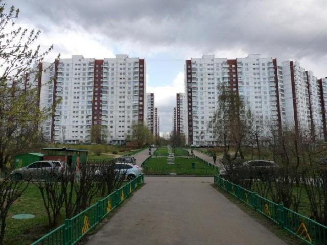 Жилой квартал Крылатского