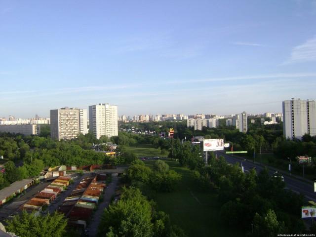 Не все потеряно в Очаково в плане экологии