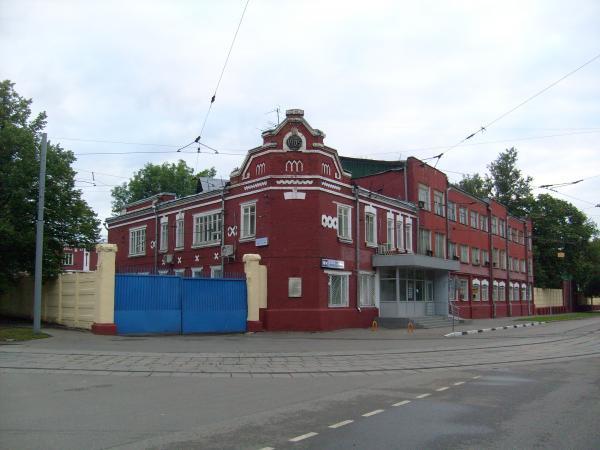 Завод СВАРЗ в Сокольниках