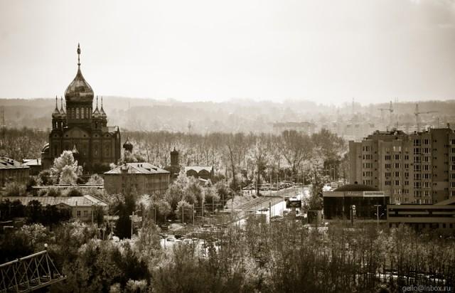 Ул. Соборная. Знаменский кафедральный собор
