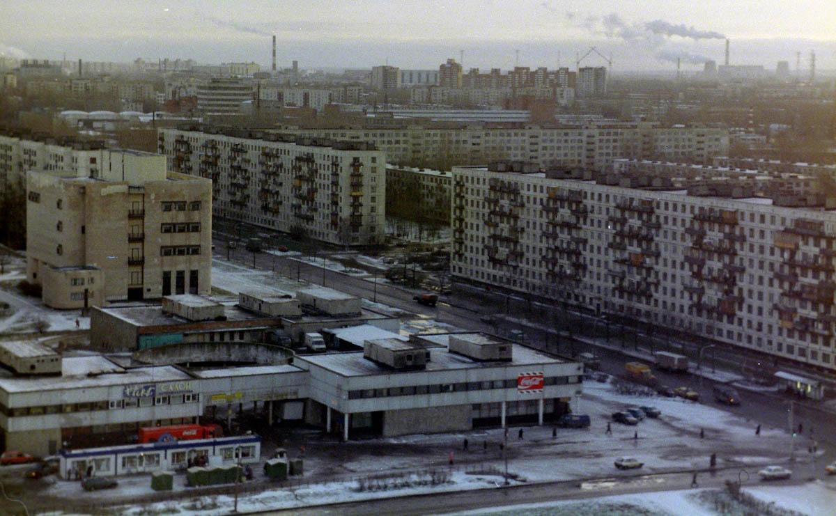 Ученики школ Невского района дышат зольной пылью прямо на уроках