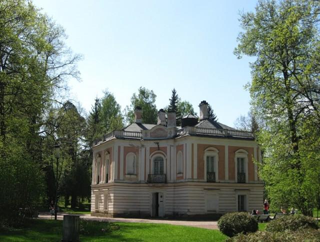 дворец петра 3