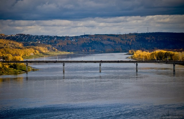 Кузбасский мост