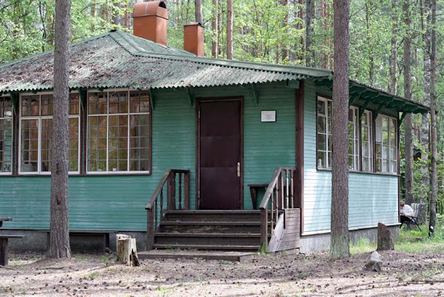 Дом Ахматовой