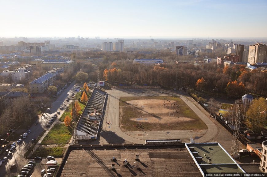 """Стадион """"Юность"""""""