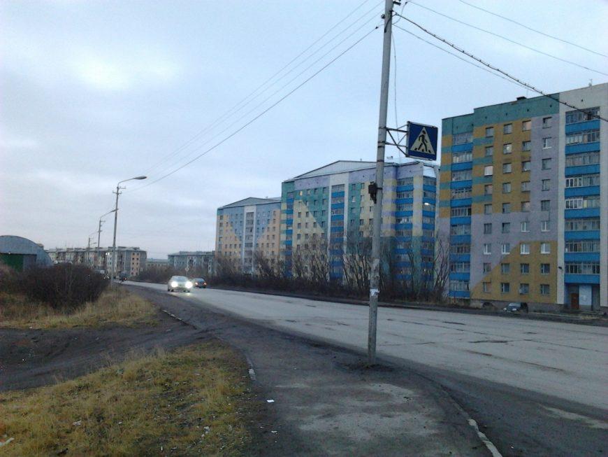 Бульвар Пищевиков (в районе ДЕПО)