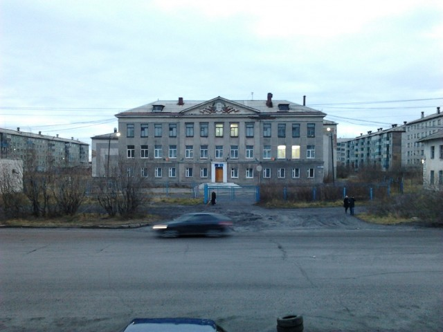 Школа-интернат (ул.Суворова, 2-й район)