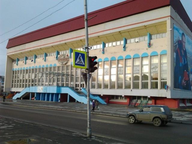 Олимп (перекресток ул.Ленина и Гагарина)