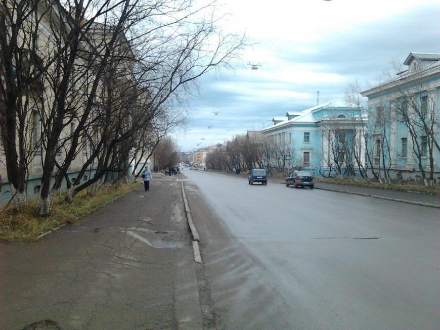 И еще раз улица Ленина