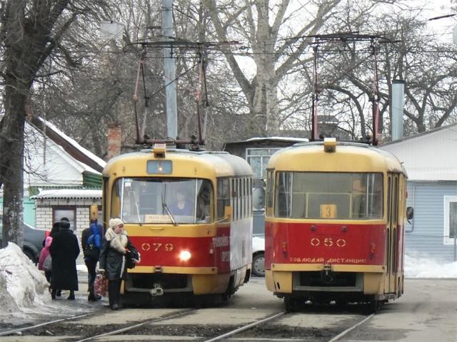 Орловский трамвай