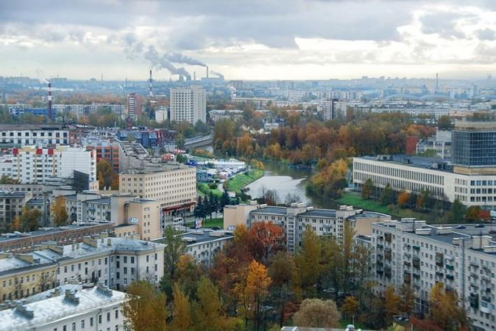 Калининский район