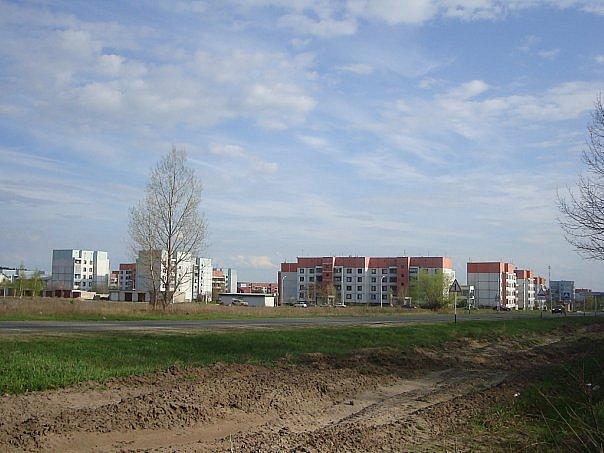 Вид поселка