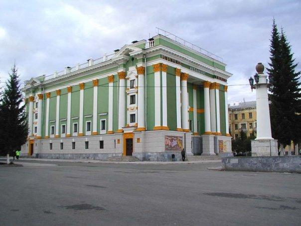 Белорецк. Кинотеатр «Металлург»