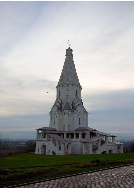 Церковь вознесения в Коломенском – визитная карточка Южного округа
