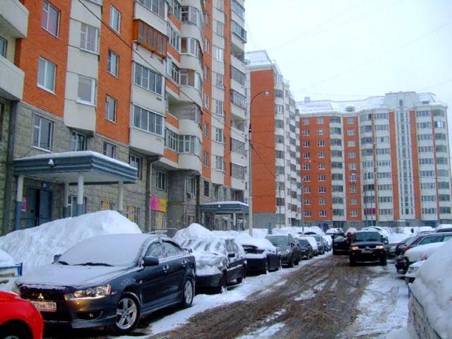 Северное Чертаново: днем с огнем в поисках парковки
