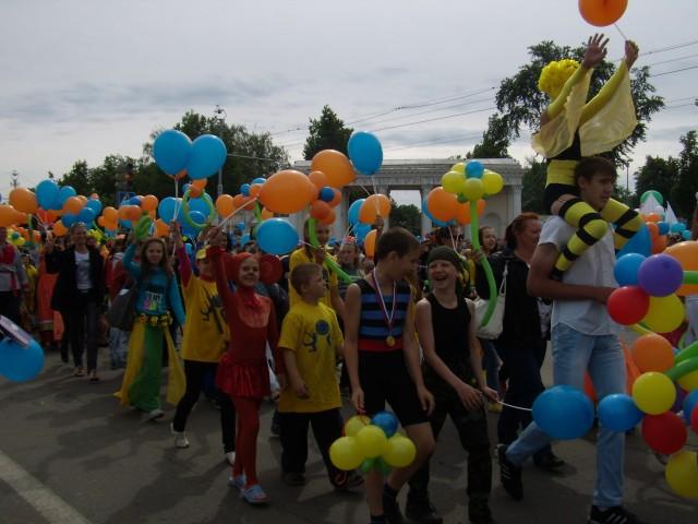 День города 2012г в Дзержинске
