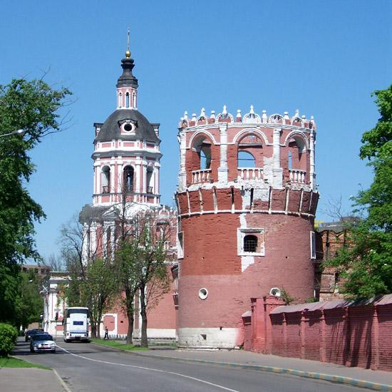Донской монастырь – гордость Москвы и Донского района