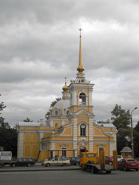 Свято-Троицкая церковь, г. Красное Село