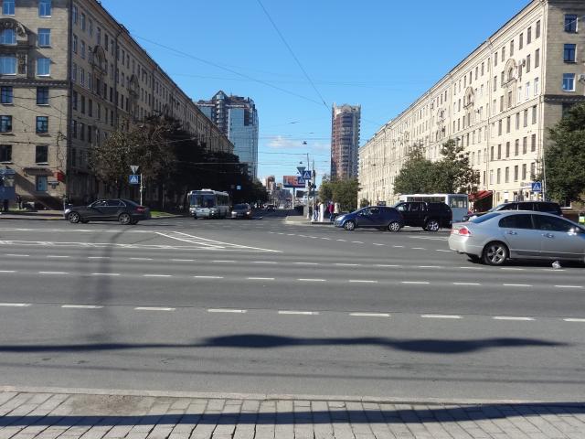 СПБ. Московский район
