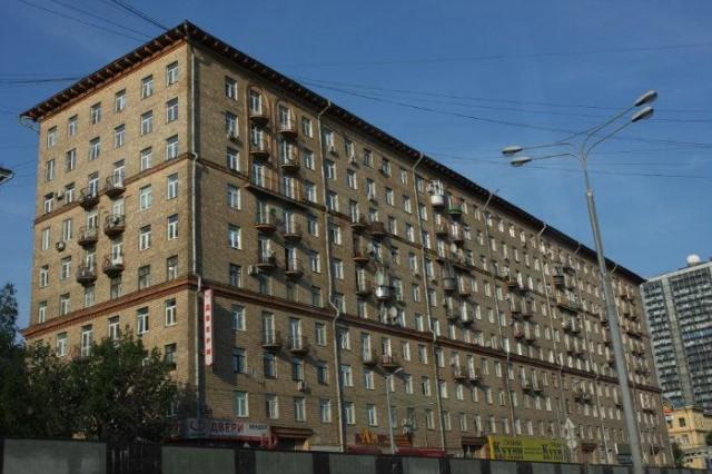 Сталинка на Волоколамке: жилье здесь не может стоить дешево