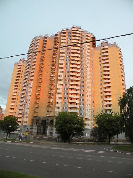 17-этажный дом на Нагатинской набережной