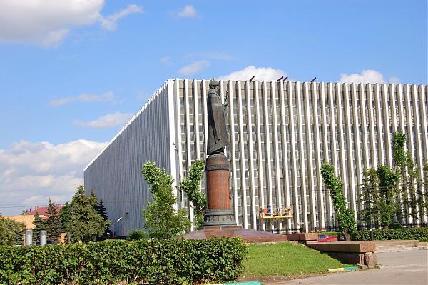 Московский монетный двор – монументальное сооружение советской эпохи